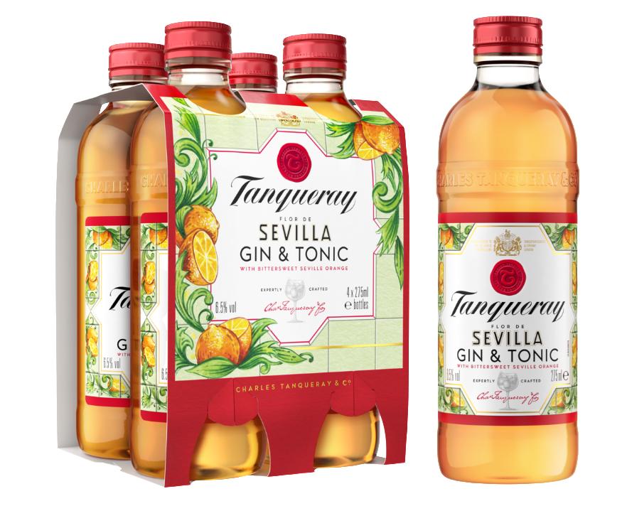 Tanqueray – Gin & Tonic