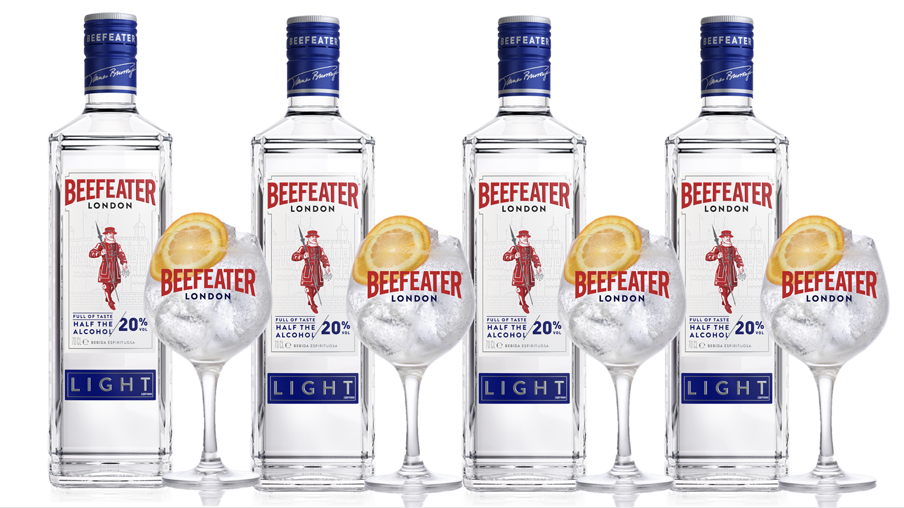 Beefeater Light