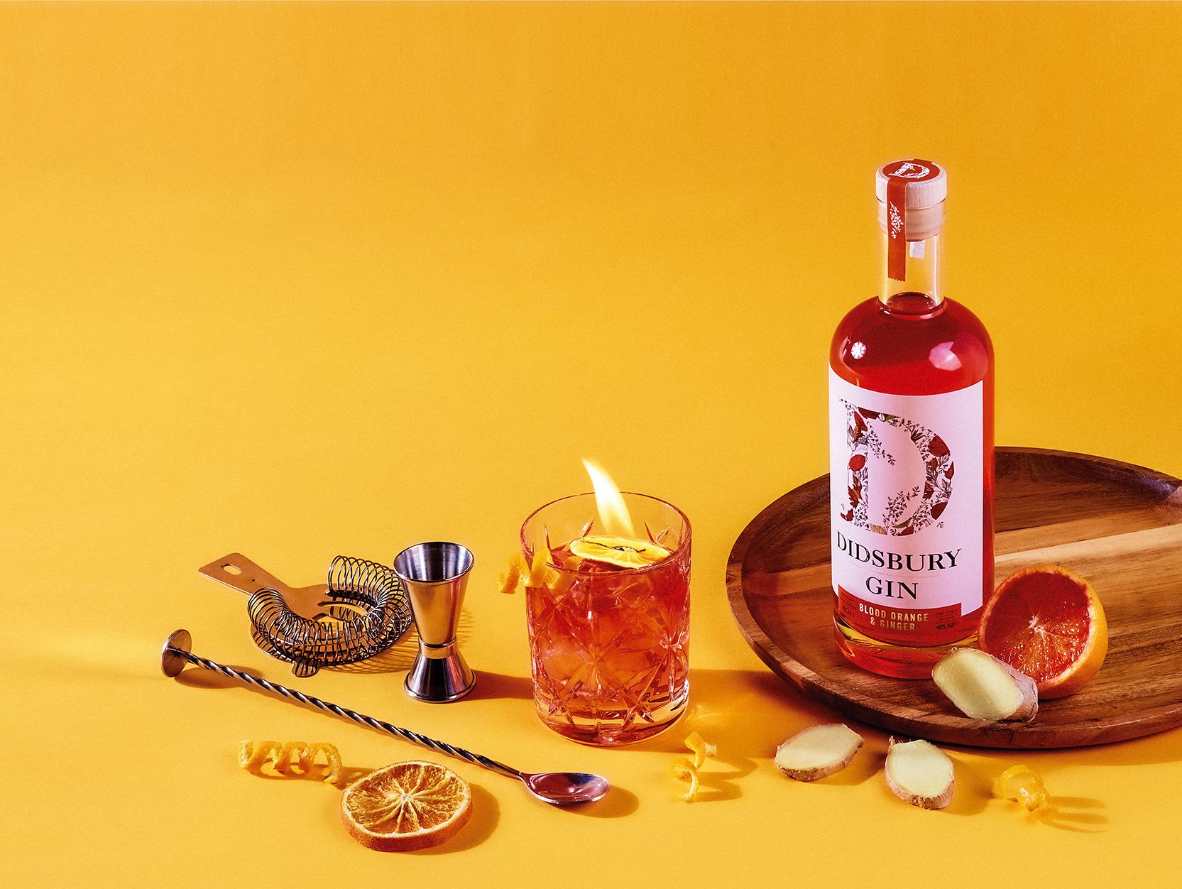 Didsbury Gin Blood Orange Gin