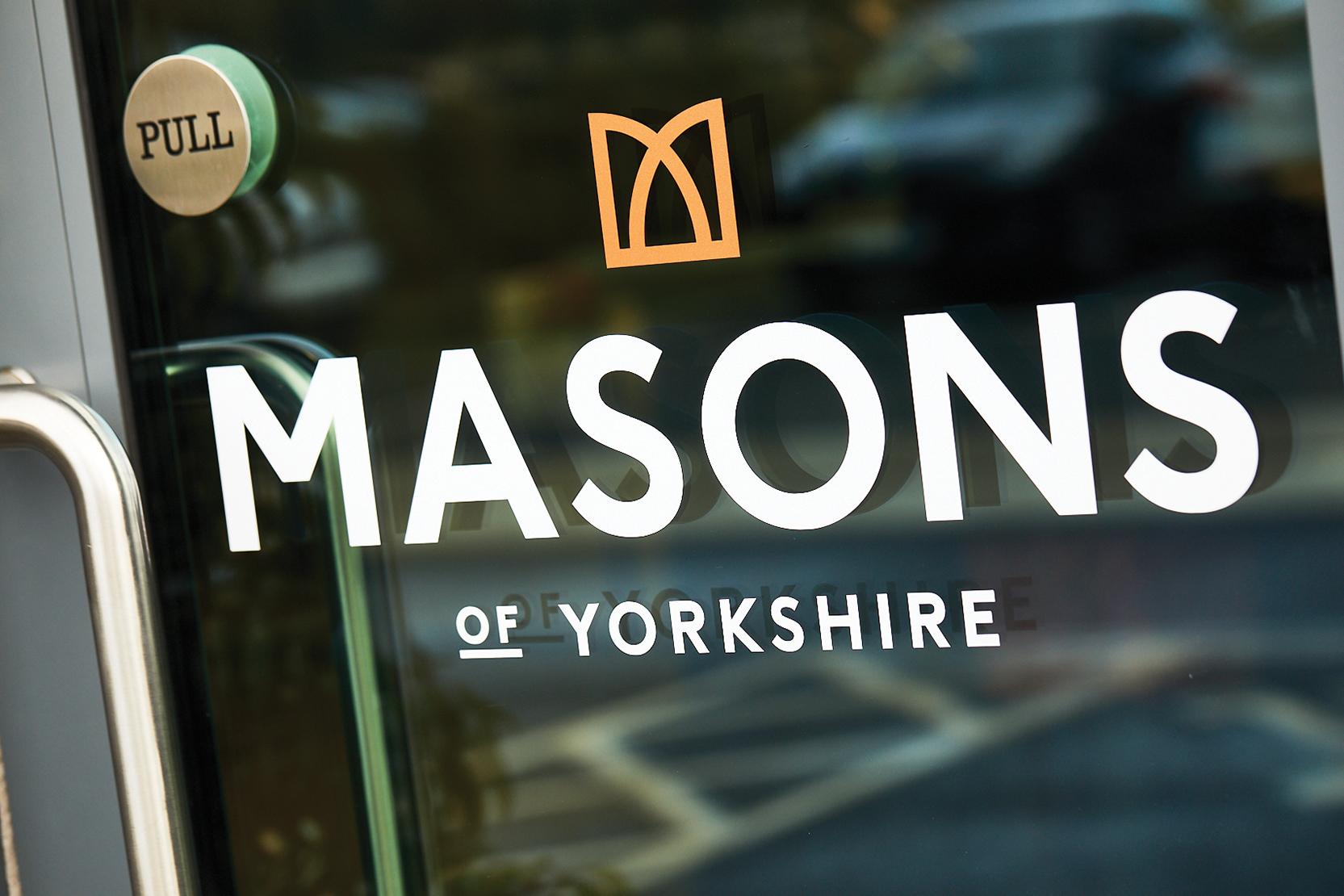 New Masons of Yorkshire distillery