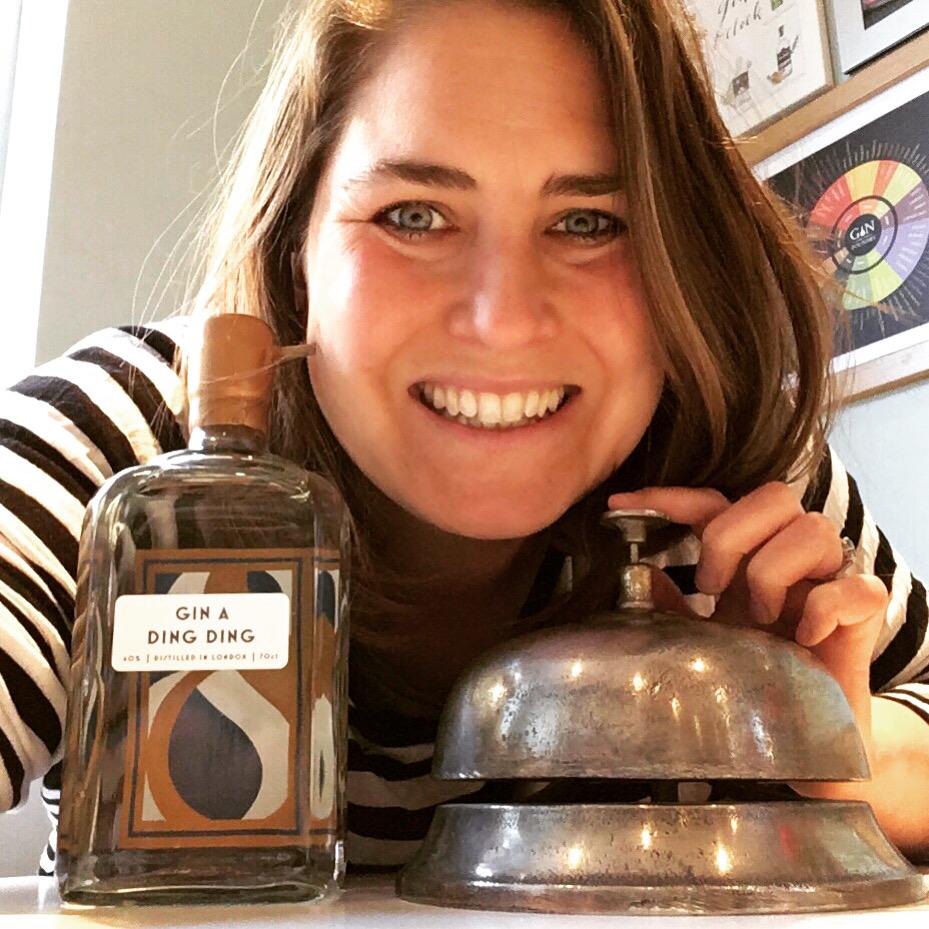 Sarah Miller Gin A Ding Ding
