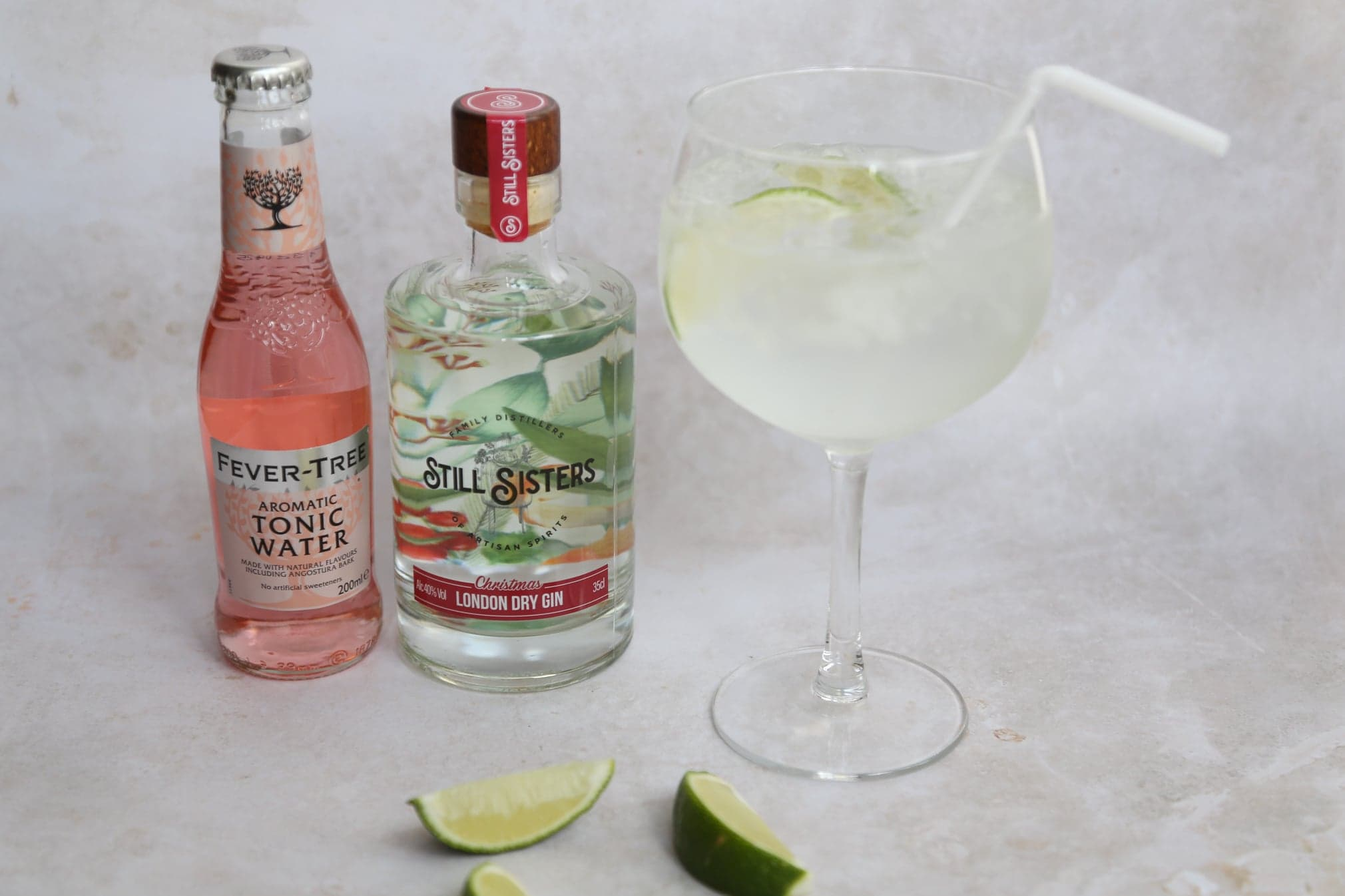 Best British Produce flavoured gin research