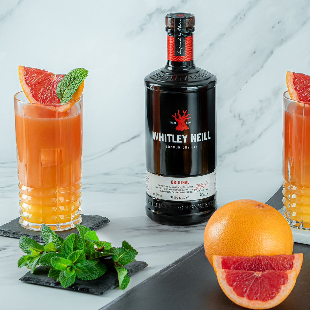 Whitley Neill Original London Dry Gin cocktail