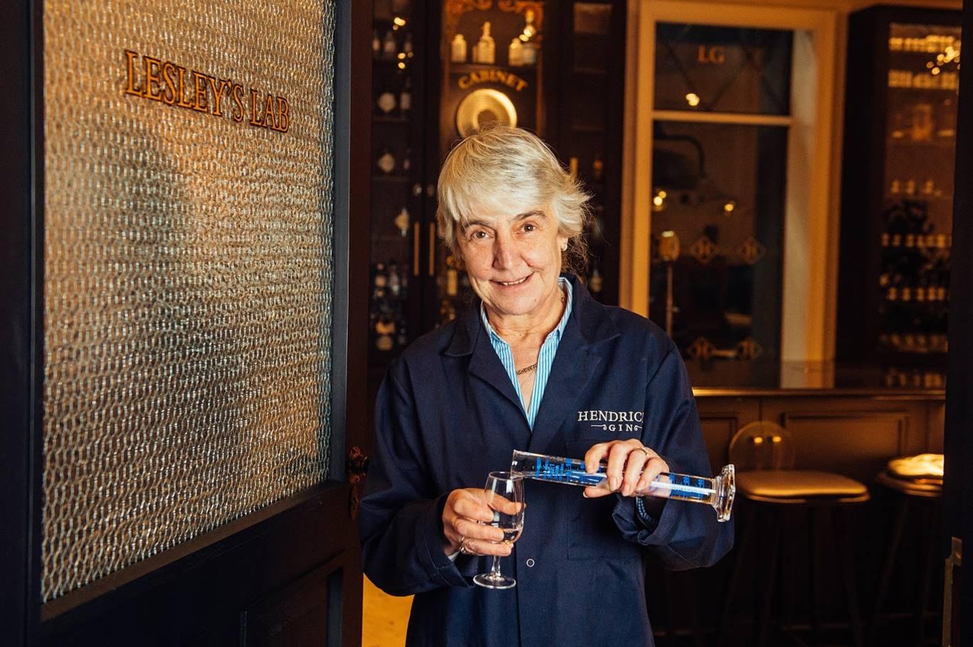 Lesley Gracie, Hendrick's master distiller