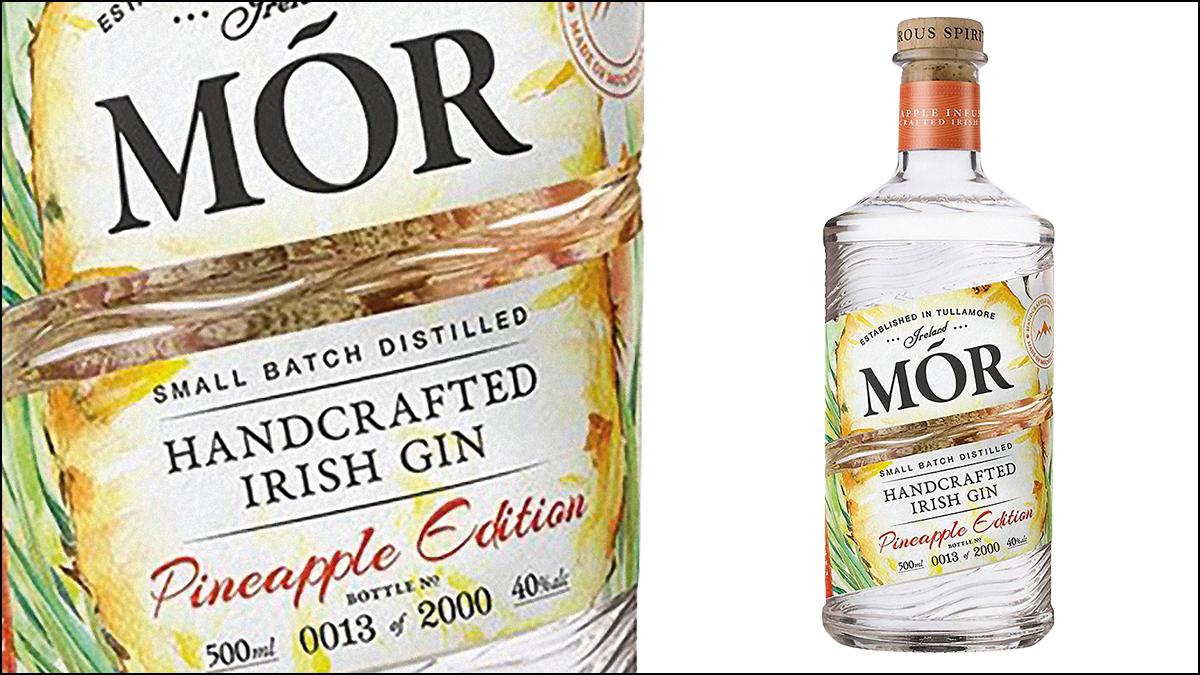 Mór Pineapple Edition Gin
