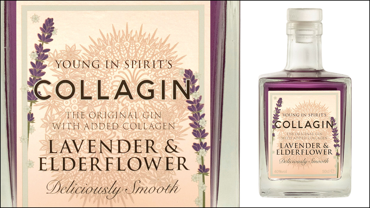 Collagin Lavender & Elderflower
