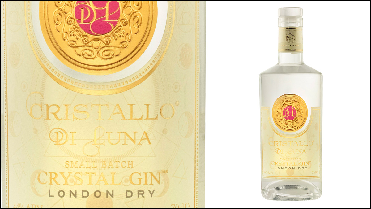 Cristallo Di Luna London Dry Gin