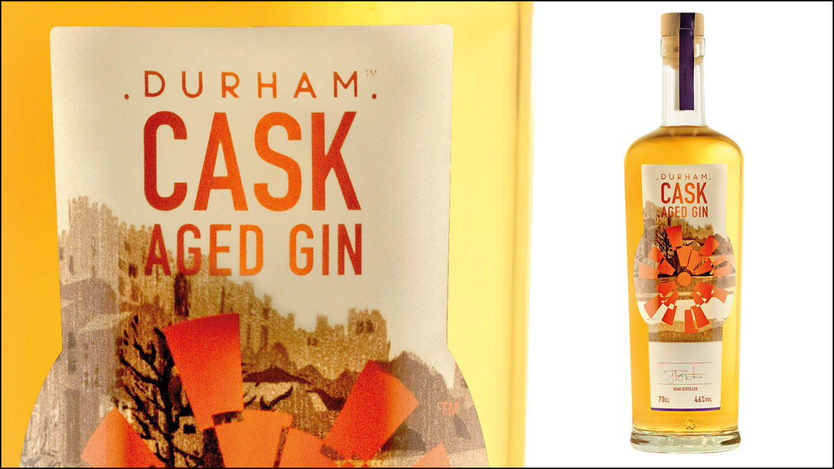 Durham Cask Aged Gin