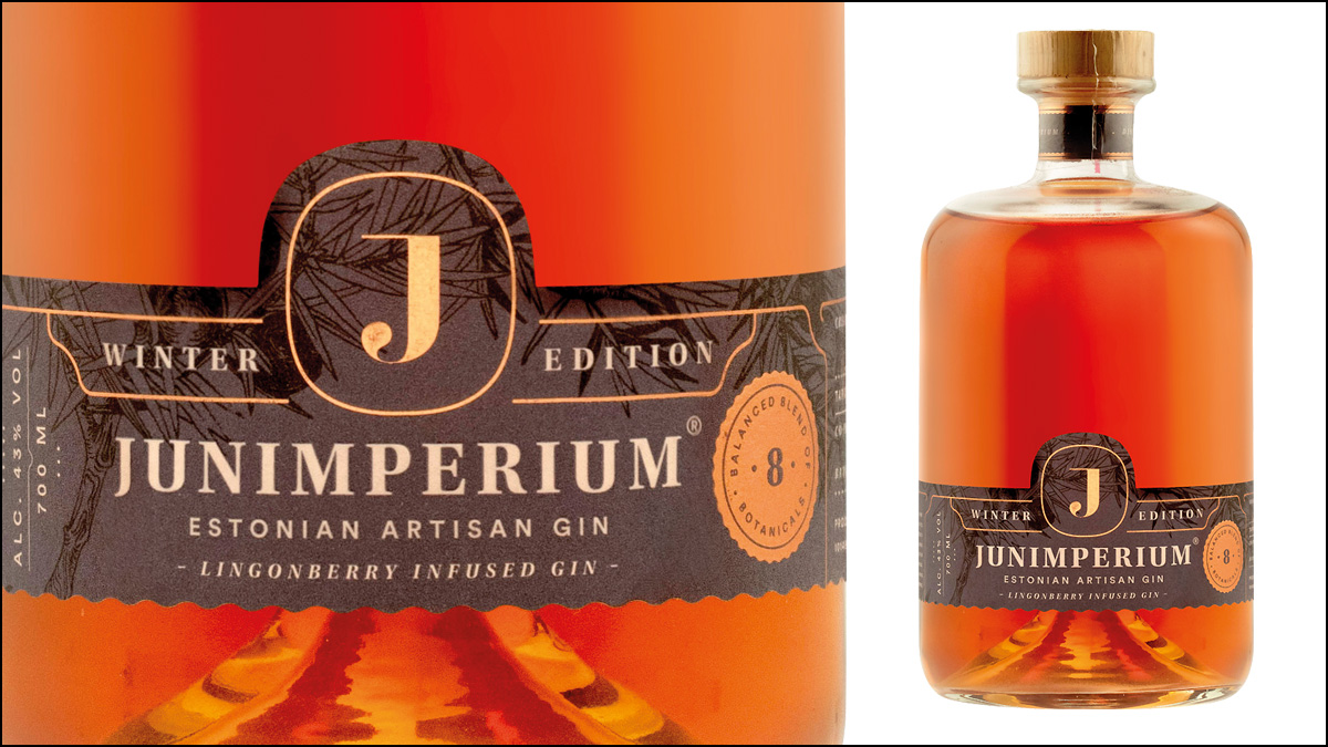 Junimperium Winter Edition Gin