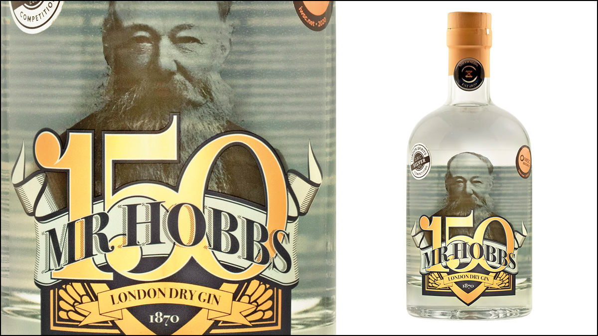 Mr Hobbs 150 London Dry Gin