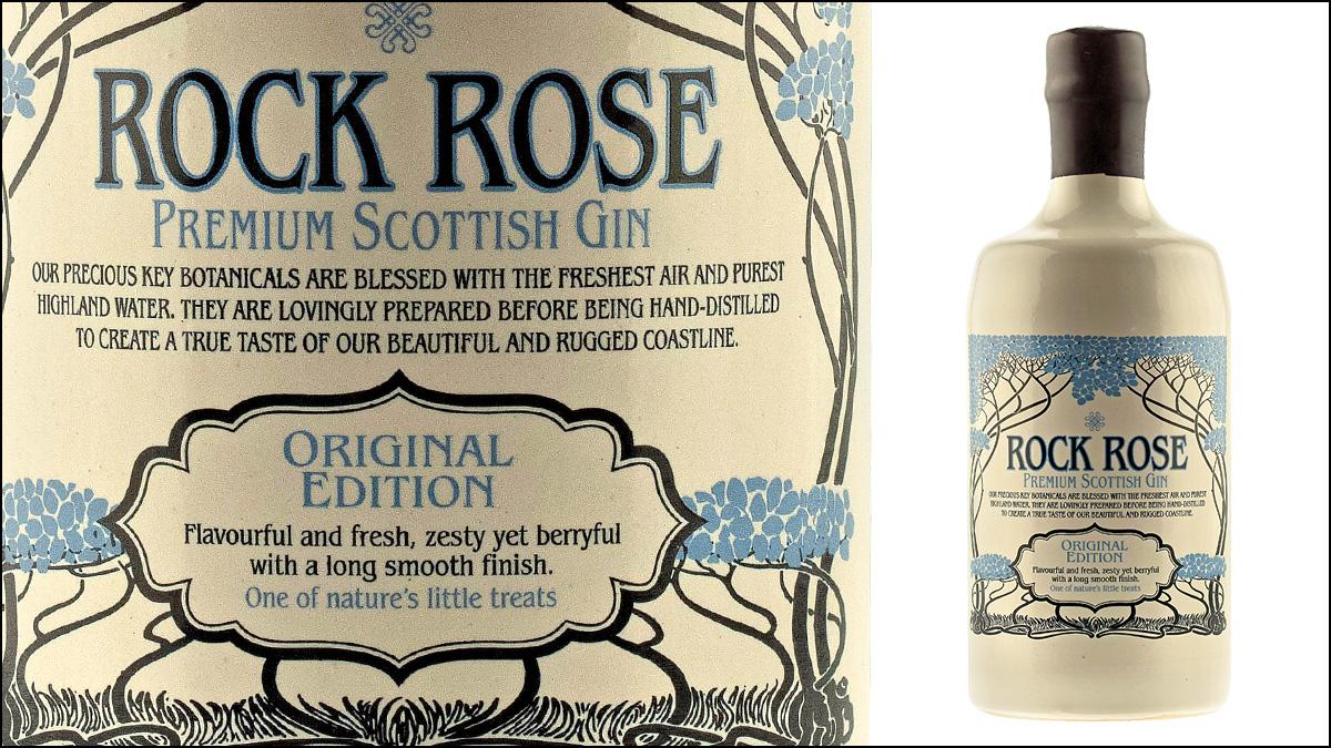 Rock Rose Original Edition Gin