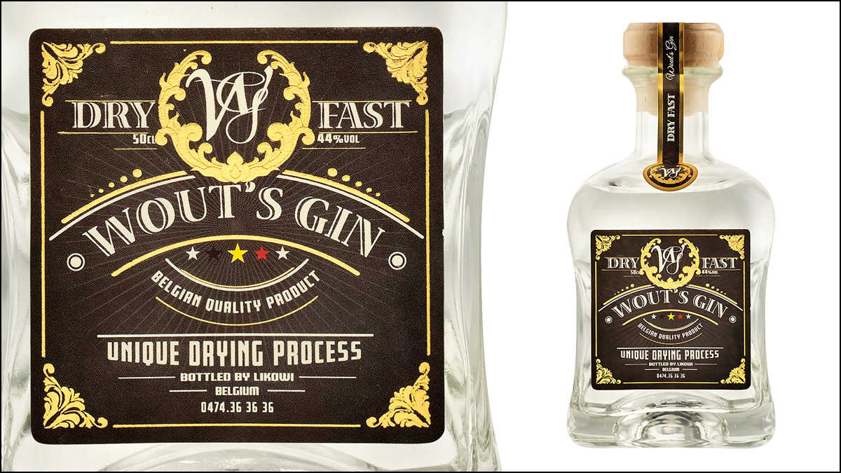 Wout's Gin
