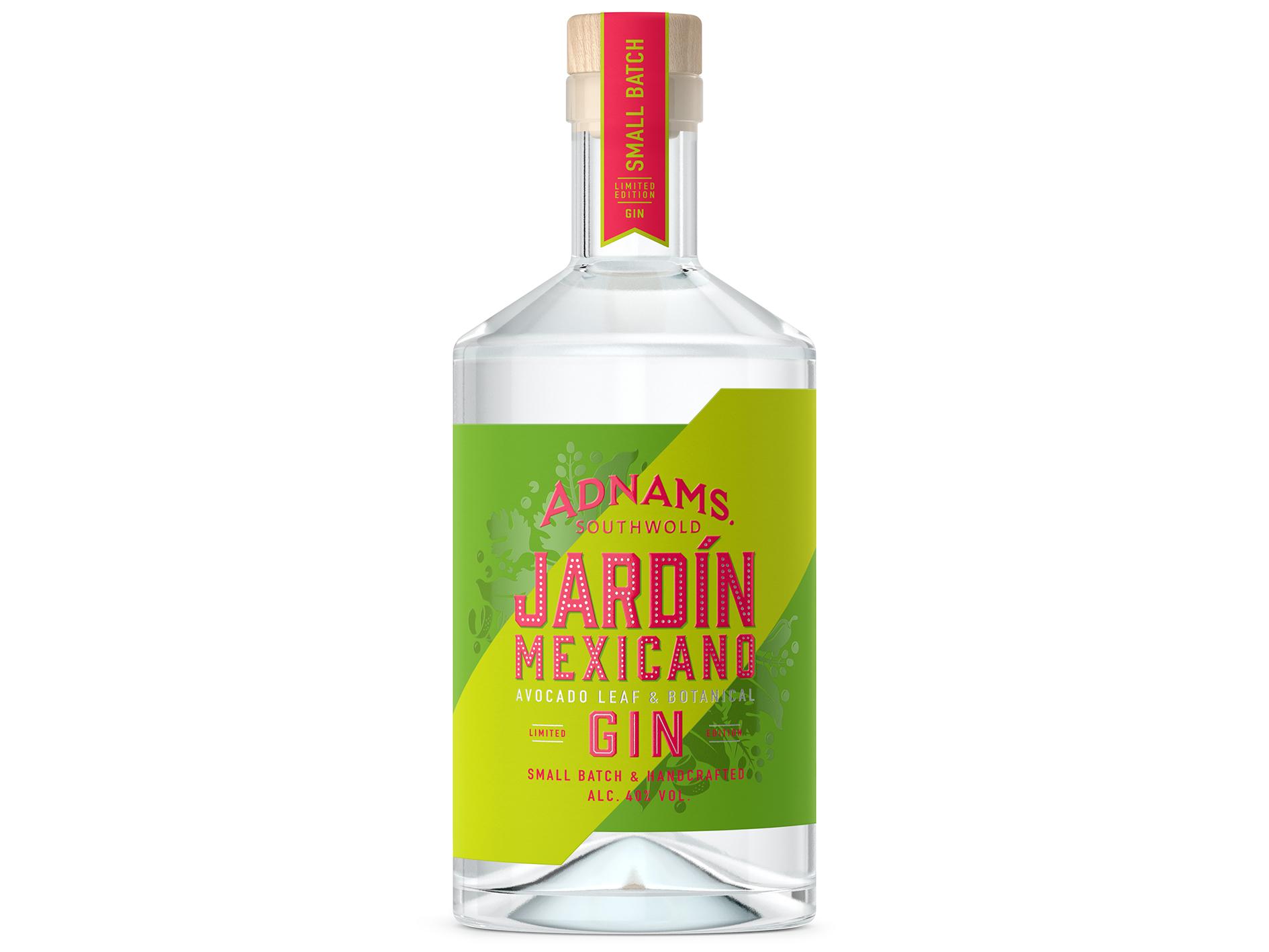 Adnams Jardín Mexicano Gin