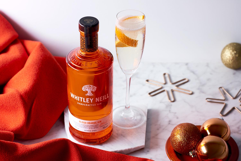 Whitley Neill Blood Orange Spritz