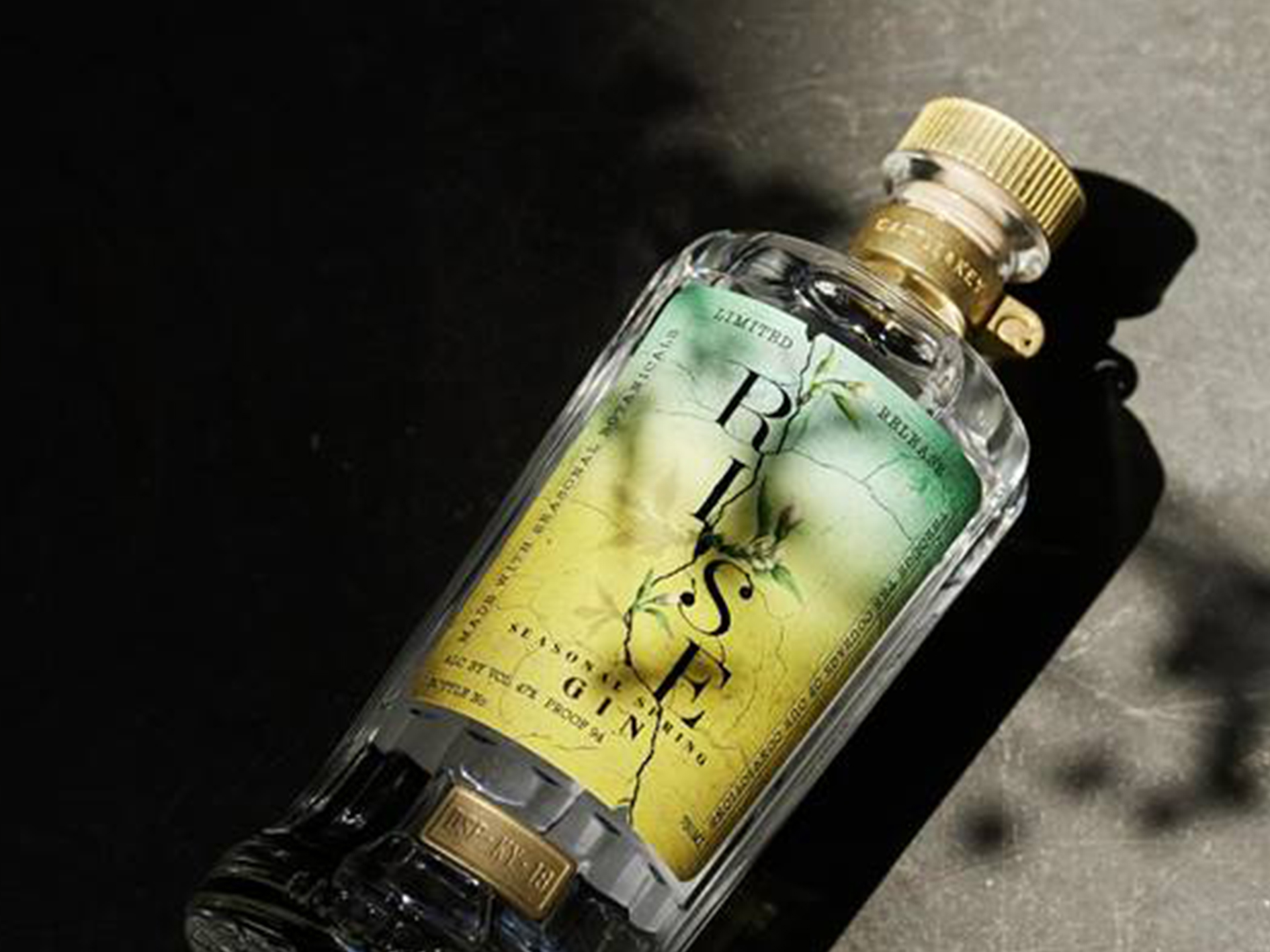 Castle & Key Rise 2021 Seasonal Spring Gin