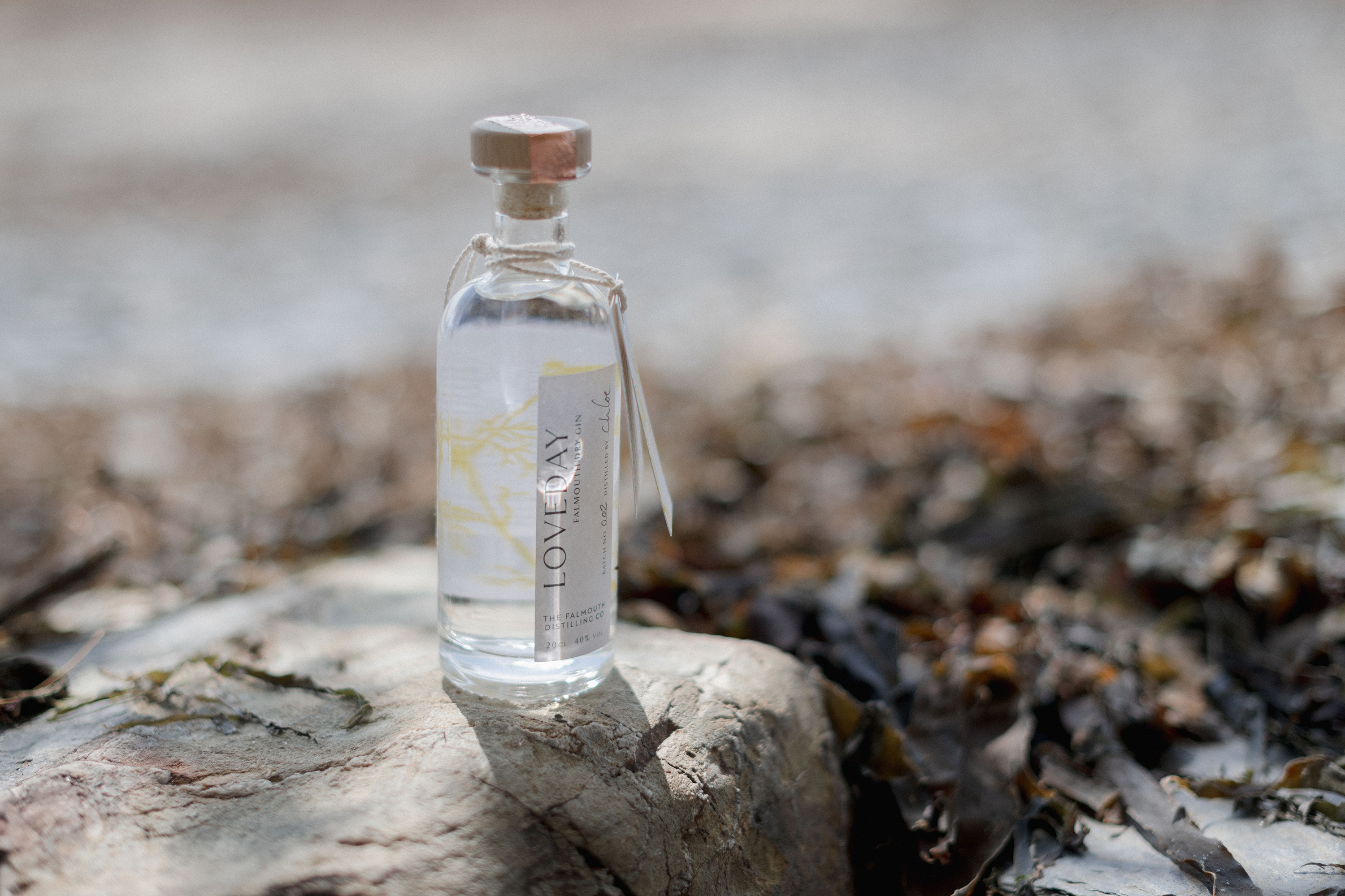 Loveday Falmouth Dry Gin