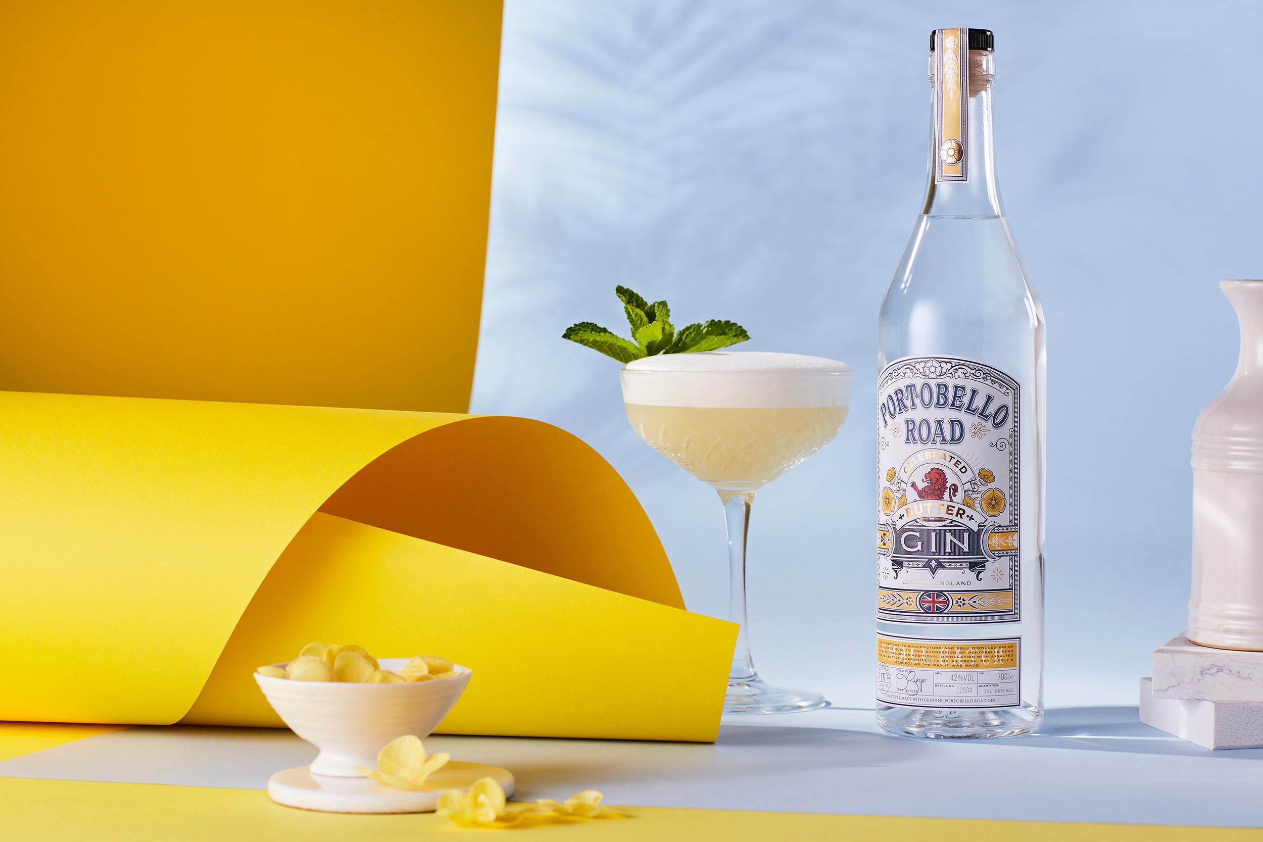Portobello Road Distillery Celebrated Butter Gin