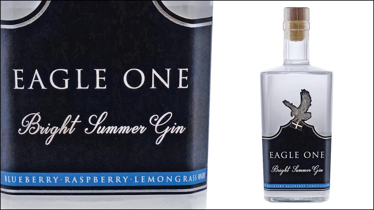 Eagle One Bright Summer Gin