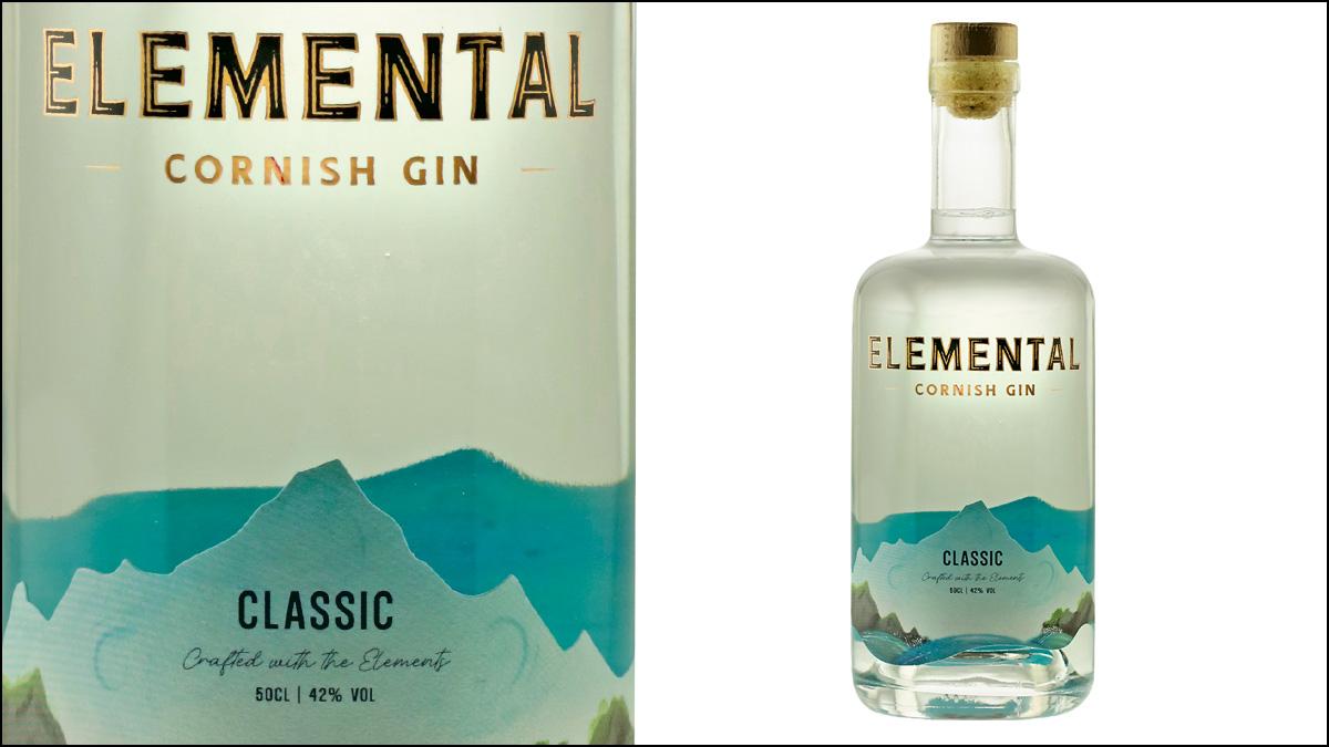 Elemental Cornish Gin Classic