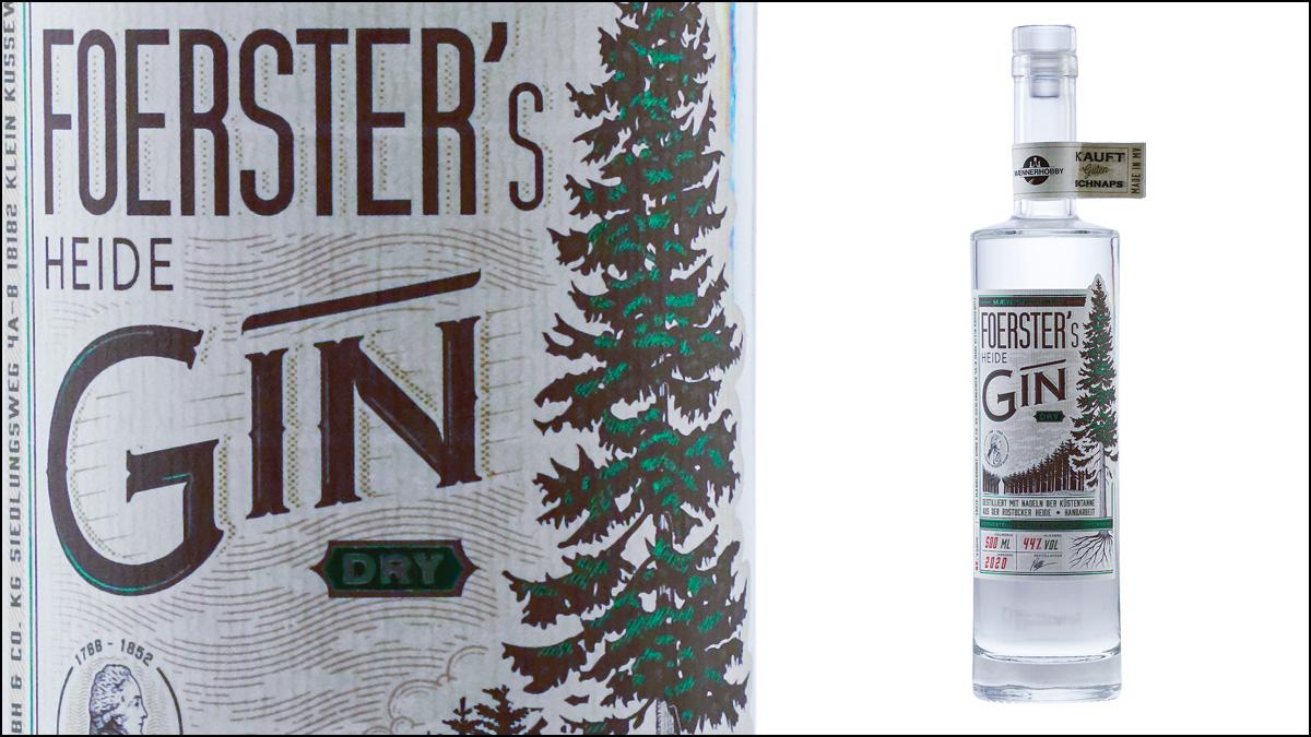 Foersters Heide Gin