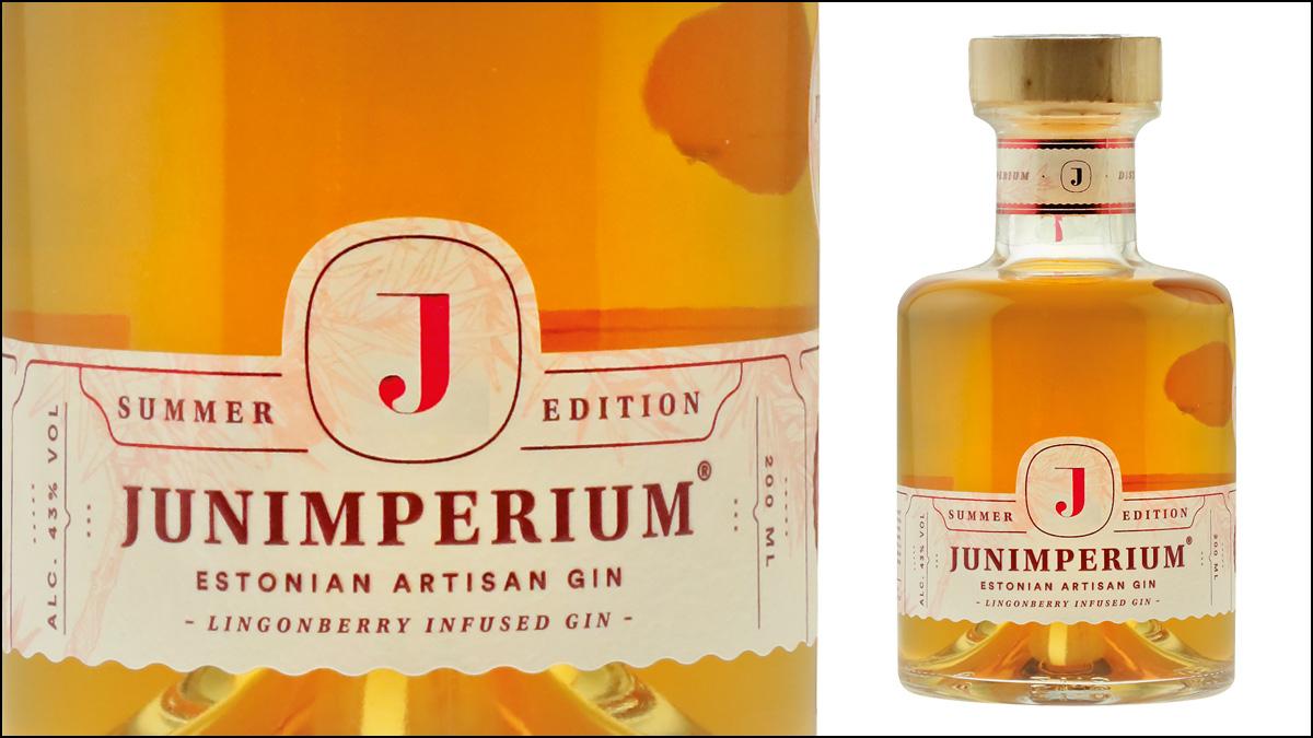 Junimperium Summer Gin