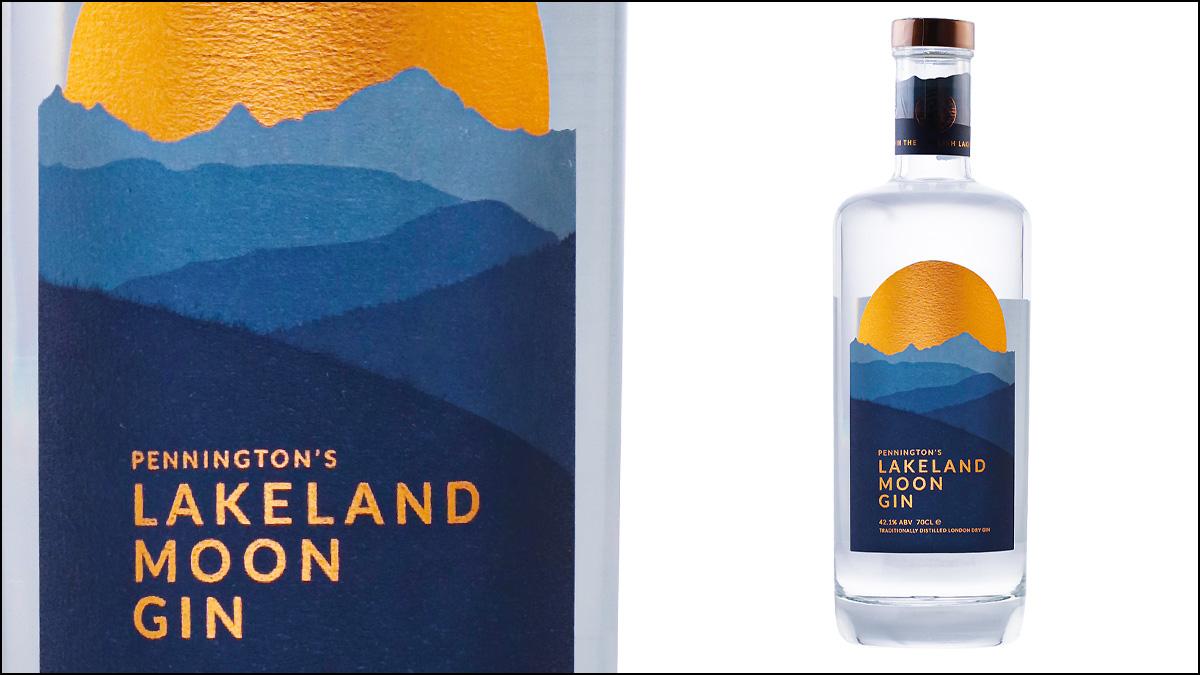 Lakeland Moon Gin Signature Dry