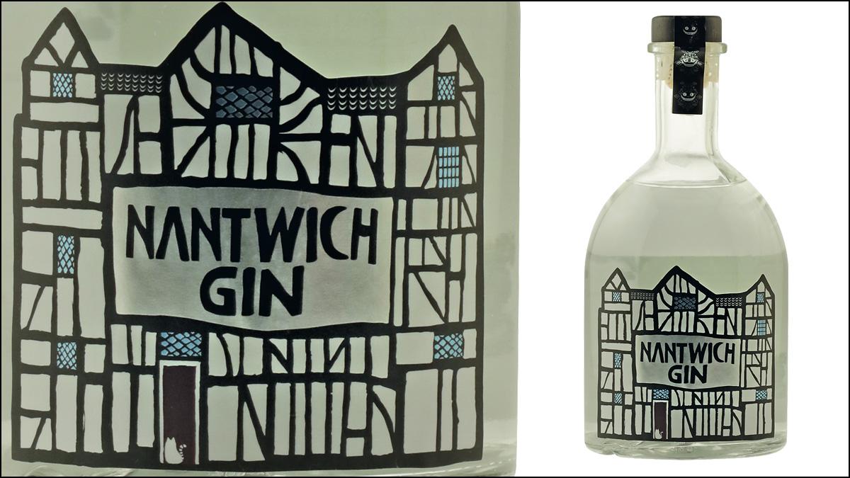 Nantwich Gin Original London Dry