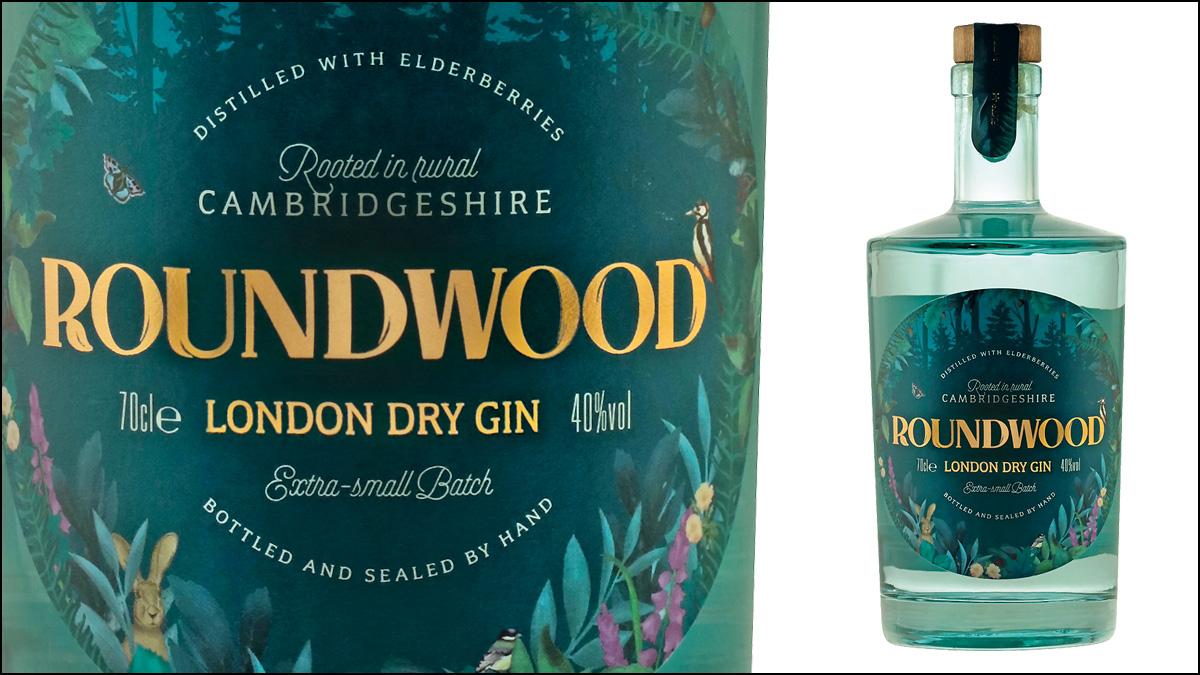 Roundwood London Dry Gin