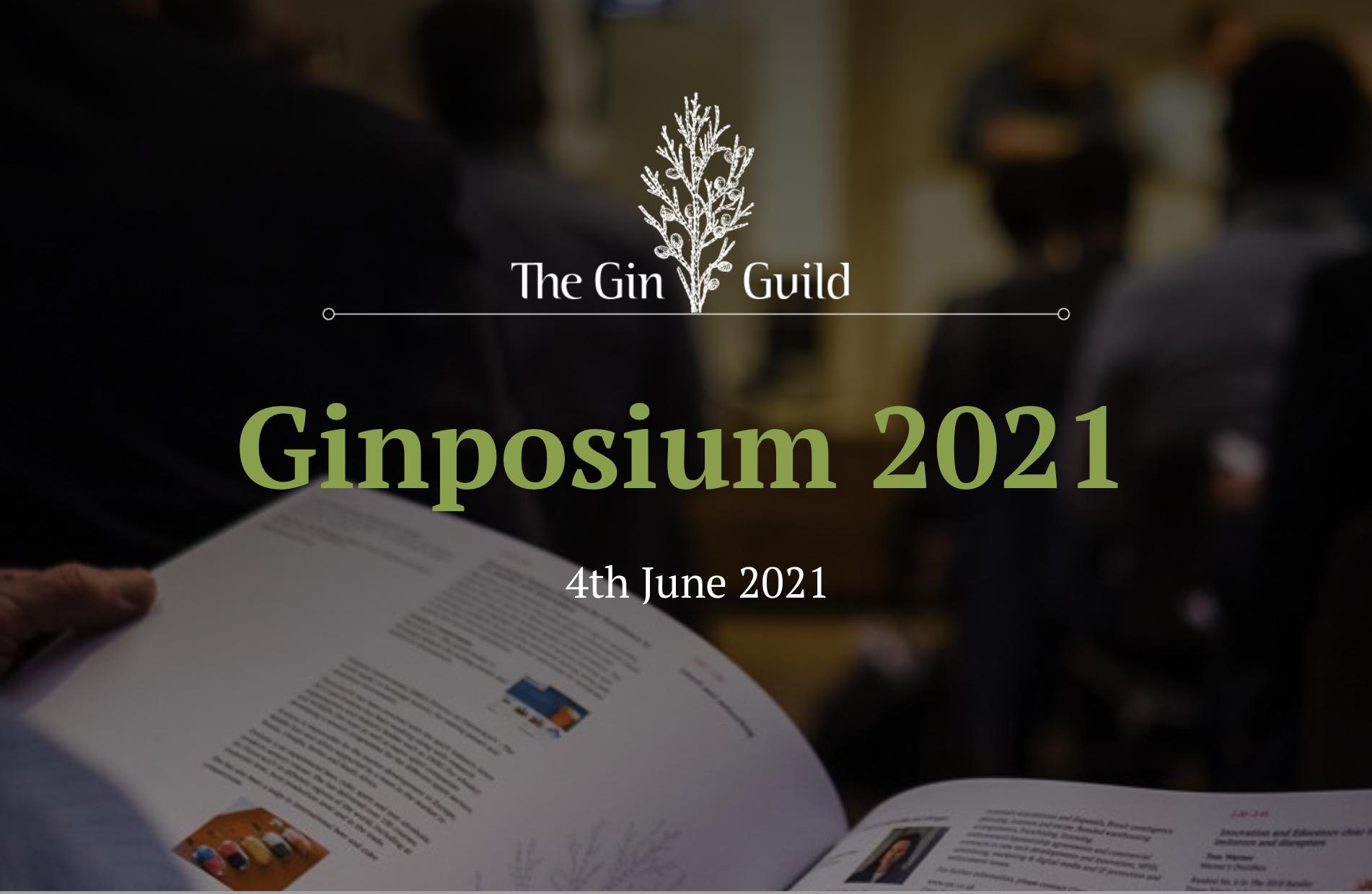 Ginposium Gin Guild 2021