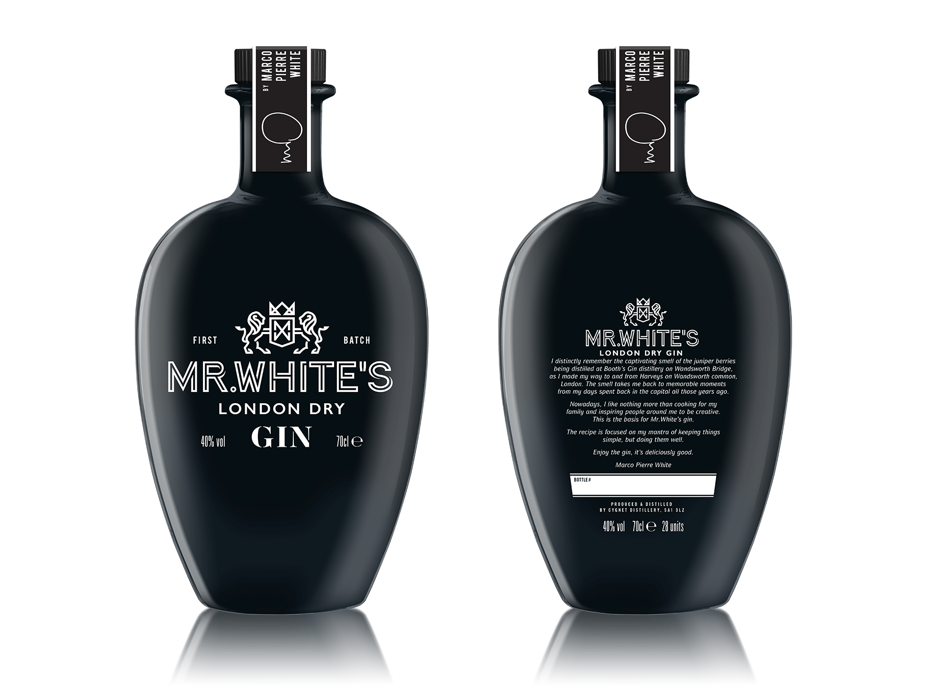 Marco Pierre White Mr White's Gin