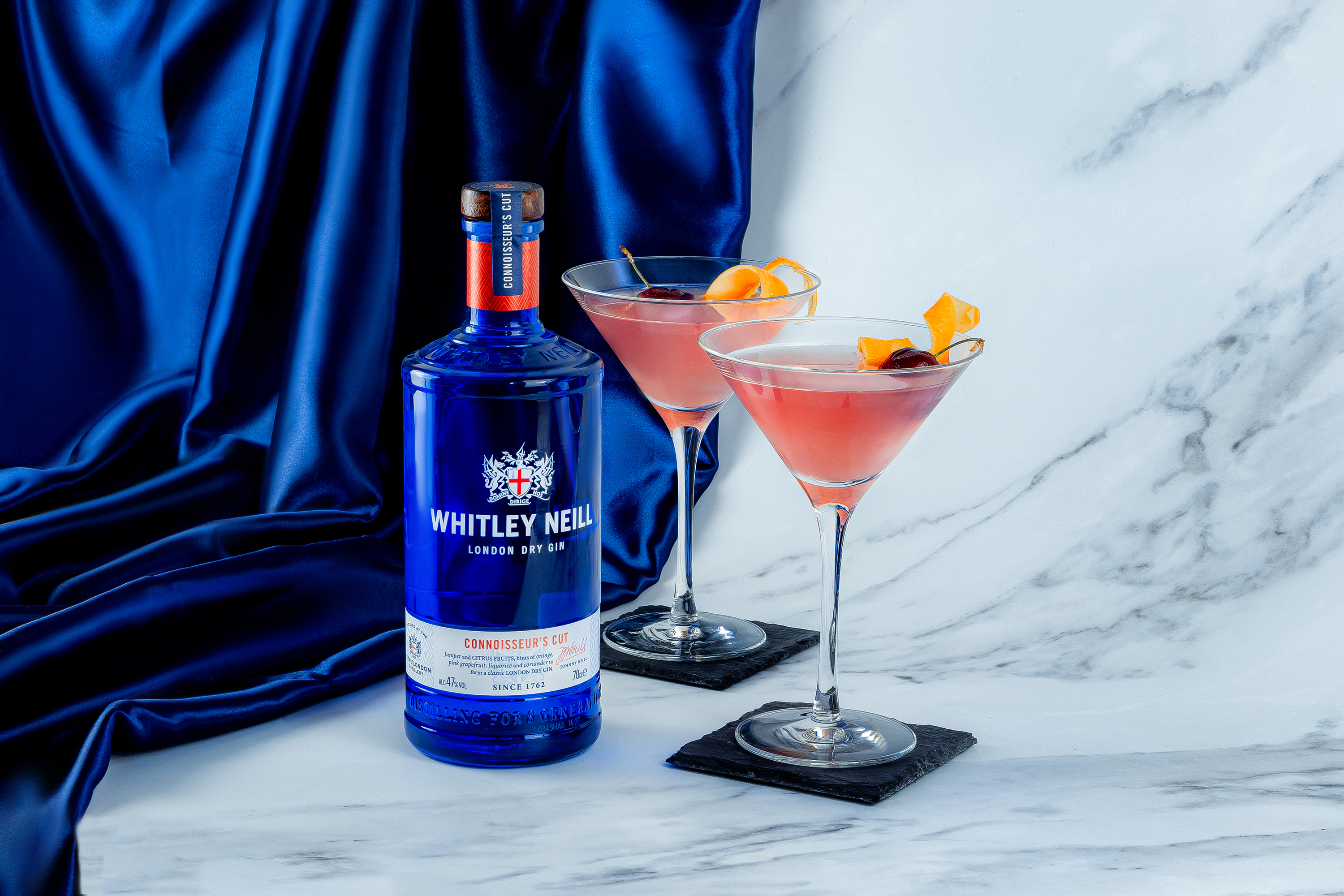 Whitley Neill Connoisseur's Cut Gin Ruby Martini