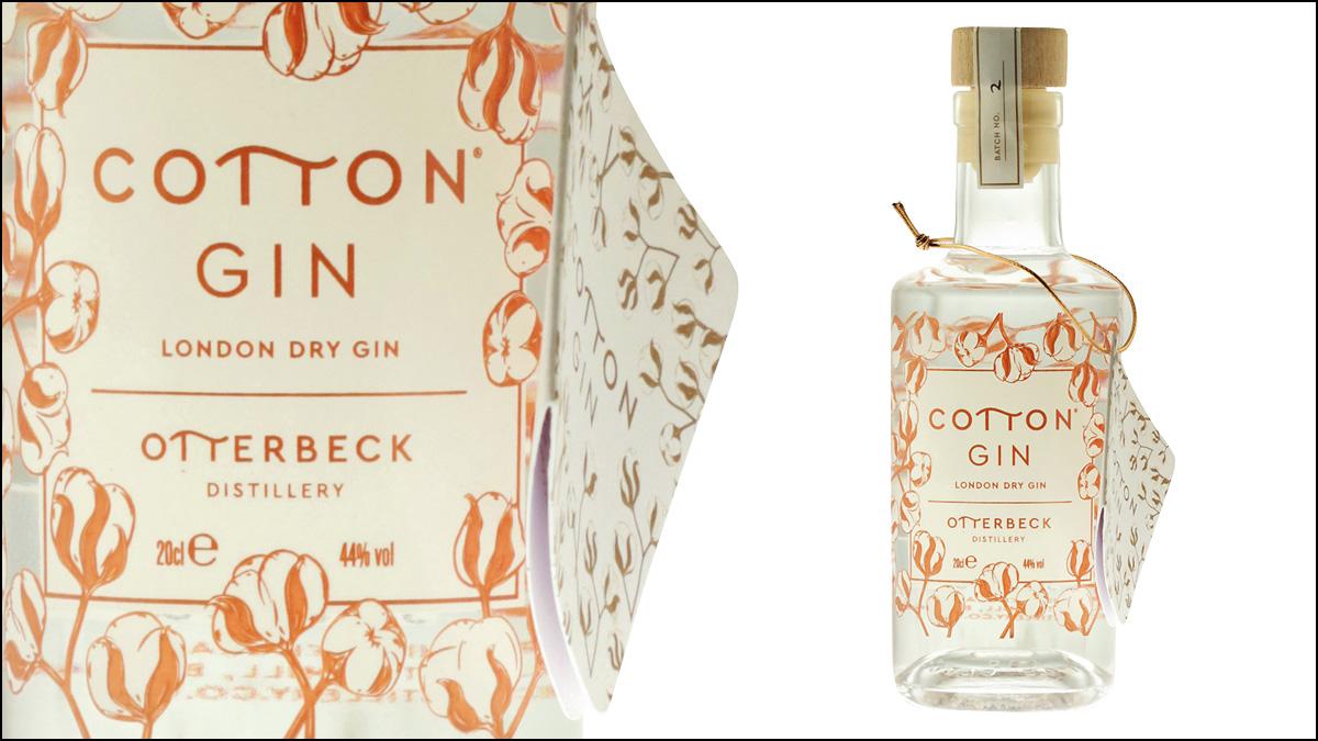 Otterbeck Distillery Cotton Gin