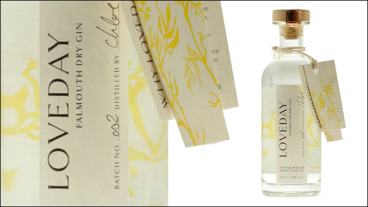 Falmouth Distilling Co Loveday Gin