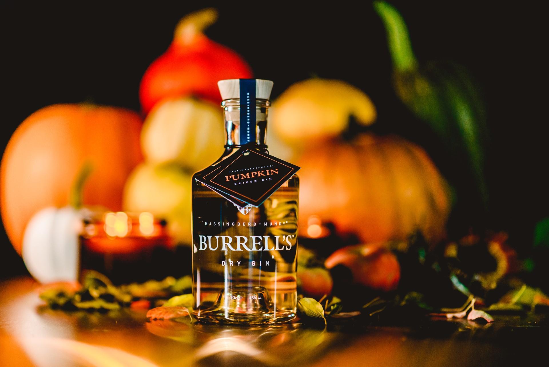 Massingberd-Mundy Pumpkin Spiced Gin